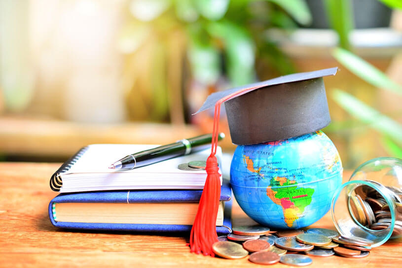Study abroad student loans